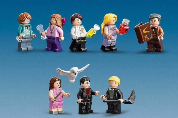 Harry Potter minifigures - Atronomietoren - 75969