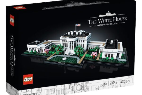 Lego Architecture - The White House - 21054 - Voorkant doos