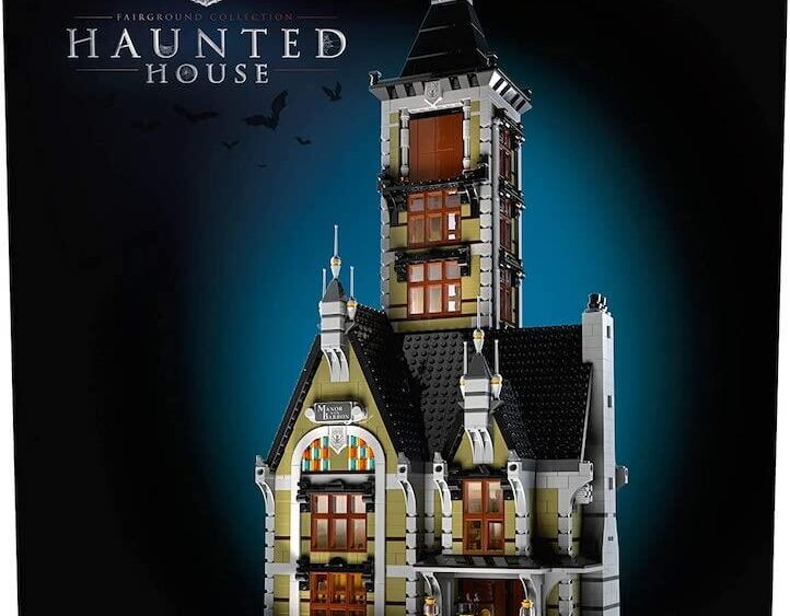 Lego Creator Expert - Haunted House - 10273 - Doos