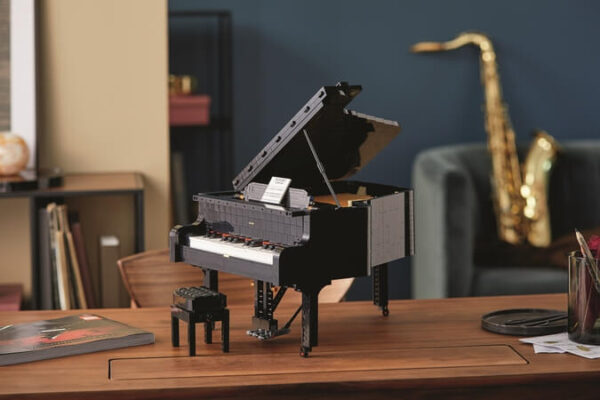 Introductie van Lego Ideas 21323 Grand Piano